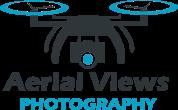 Aerial Views Photography Logo
